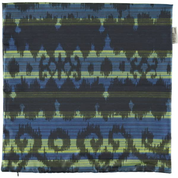 Schöner Wohnen Kissenhülle Ikat - 50x50 cm - Farbe: 080 - marine (21351)