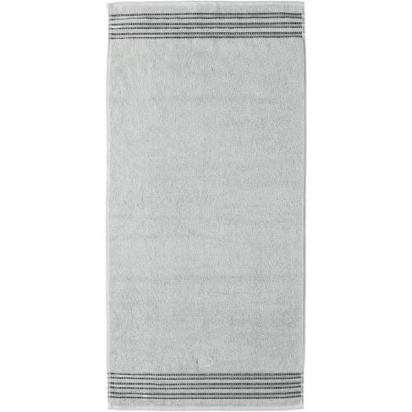 Vossen Cult de Luxe - Farbe: 721 - light grey Handtuch 50x100 cm