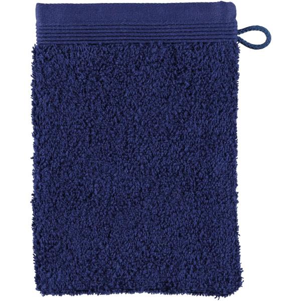 Möve - Superwuschel - Farbe: deep sea - 596 (0-1725/8775) Waschhandschuh 15x20 cm