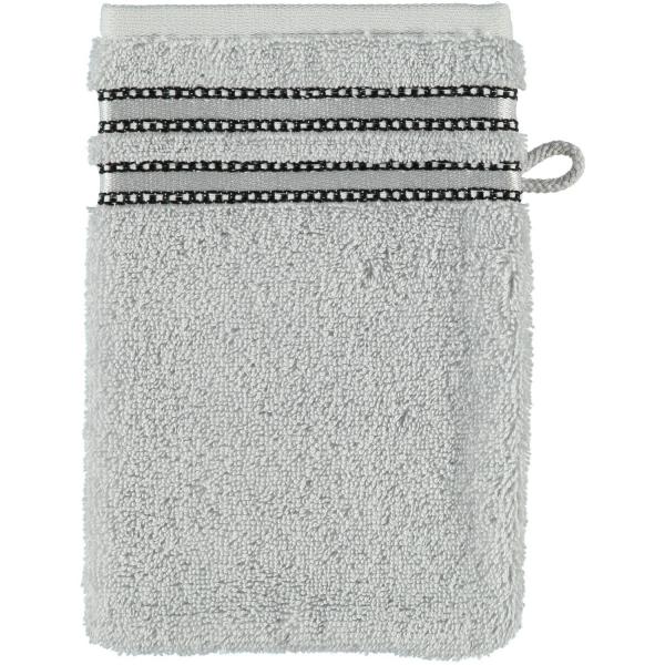 Vossen Cult de Luxe - Farbe: 721 - light grey Waschhandschuh 16x22 cm