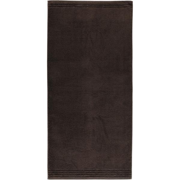 Vossen Vienna Style Supersoft - Farbe: dark brown - 693 Duschtuch 67x140 cm