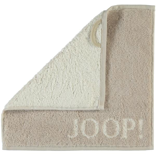 JOOP! Classic - Doubleface 1600 - Farbe: Sand - 30 Seiflappen 30x30 cm