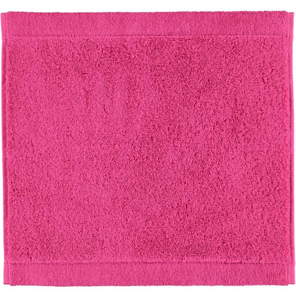 Cawö - Life Style Uni 7007 - Farbe: pink - 247 Seiflappen 30x30 cm