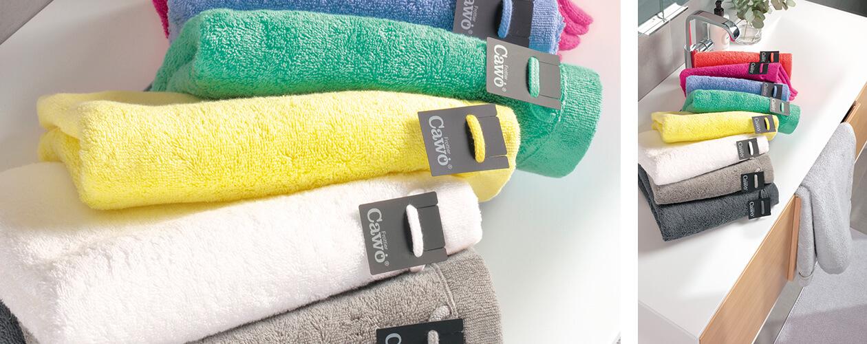 Cawö - Life Style Uni 7007 - Farbe: mint - 404 Detailbild 2