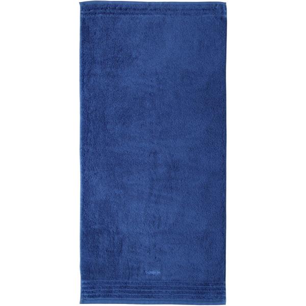 Vossen Vienna Style Supersoft - Farbe: deep blue - 469 Handtuch 60x110 cm