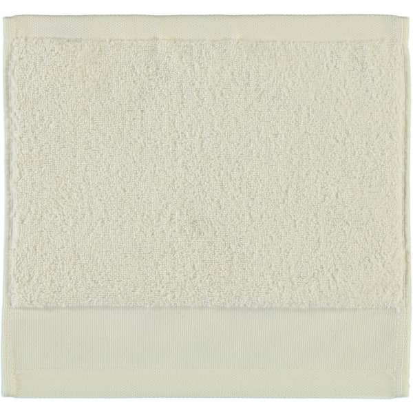 Rhomtuft - Handtücher Comtesse - Farbe: natur-jasmin - 20 Seiflappen 30x30 cm