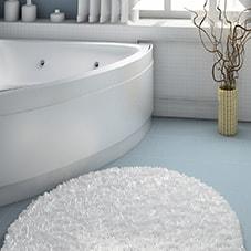 Wer hat den Badteppich erfunden?