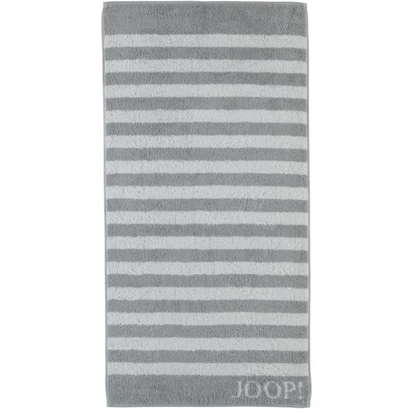 JOOP! Classic - Stripes 1610 - Farbe: Silber - 76 Duschtuch 80x150 cm