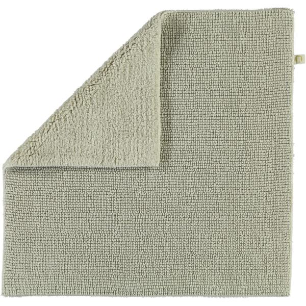 Rhomtuft - Badteppich Pur - Farbe: stone - 320 60x60 cm