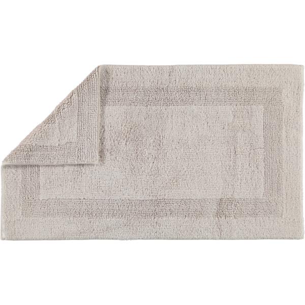 Cawö Home - Badteppich 1000 - Farbe: silber - 775 60x100 cm