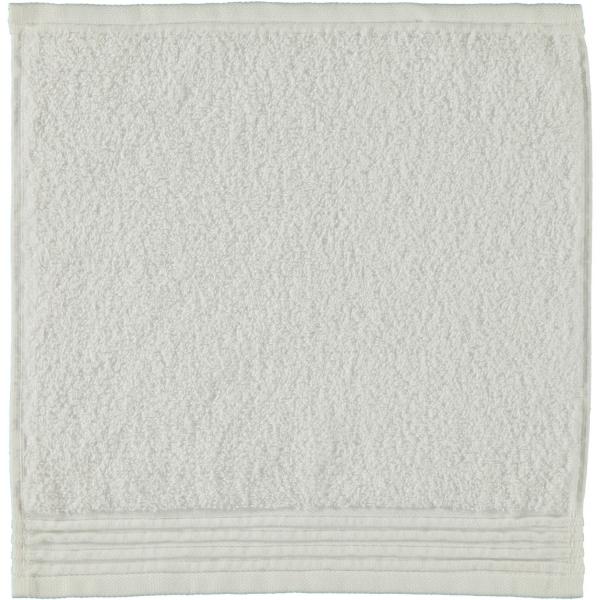 Möve - LOFT - Farbe: snow - 001 (0-5420/8708) Seiflappen 30x30 cm