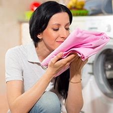 Stinkende Handtücher - was tun?