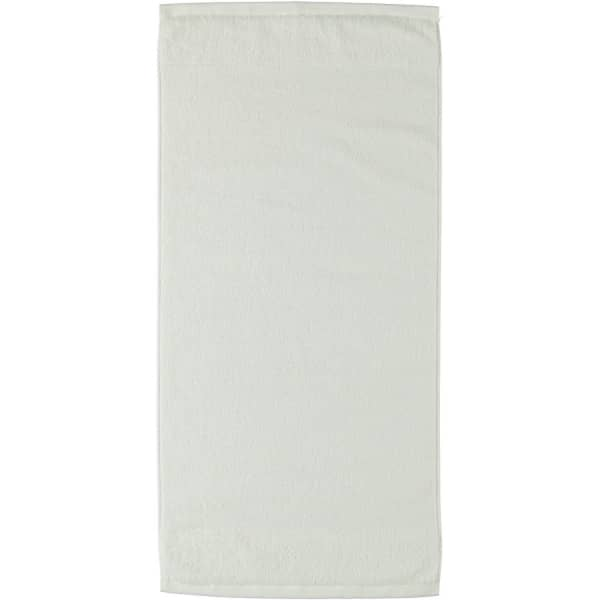 Marc o Polo Timeless uni - Farbe: white Handtuch 50x100 cm