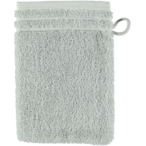 Vossen Calypso Feeling - Farbe: light grey - 721 Waschhandschuh 16x22 cm