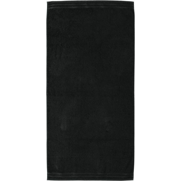 Vossen Calypso Feeling - Farbe: schwarz - 790 Badetuch 100x150 cm