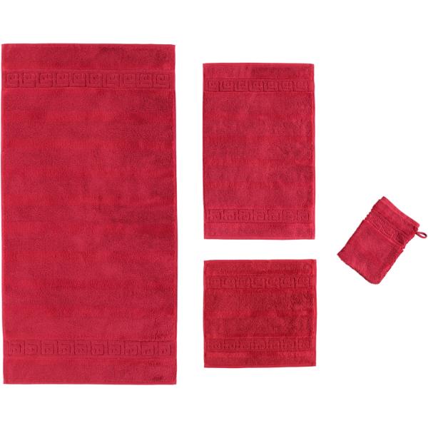 Cawö - Noblesse Uni 1001 - Farbe: 280 - bordeaux