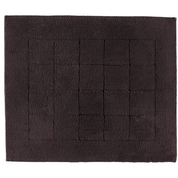 Vossen Badteppich Exclusive - Farbe: dark brown - 693 55x65 cm