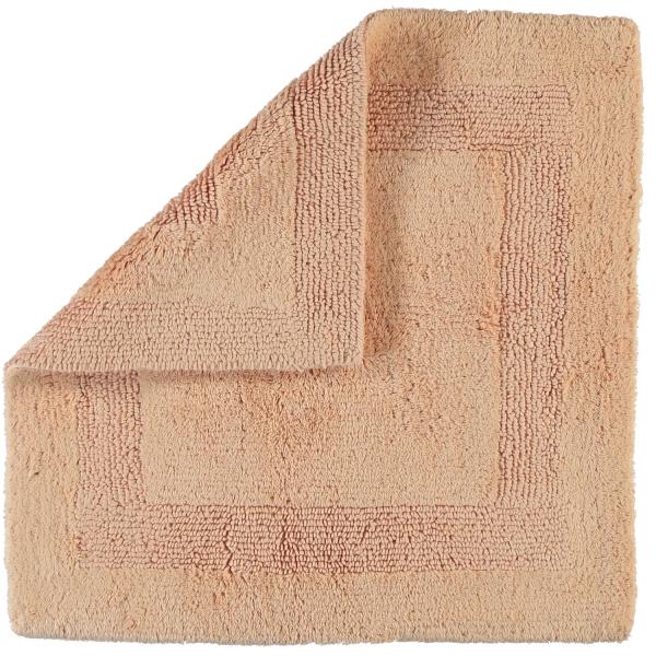 Cawö Home - Badteppich 1000 - Farbe: lachs - 368 60x60 cm