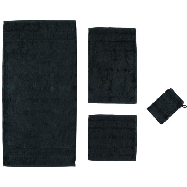 Cawö - Noblesse Uni 1001 - Farbe: 901 - schwarz