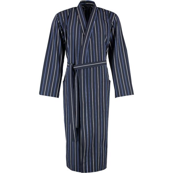 bugatti Reise-Bademantel - Herren Kimono Linio - Farbe: blau (6444)