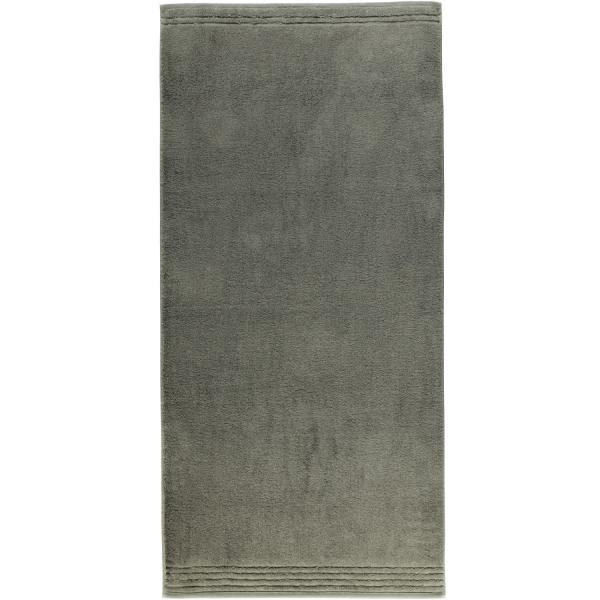 Vossen Vienna Style Supersoft - Farbe: slate grey - 742 Duschtuch 67x140 cm