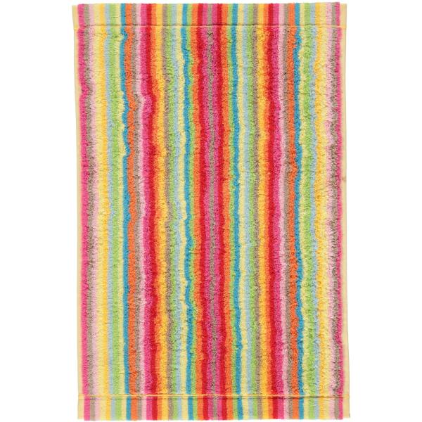 Cawö - Life Style Streifen 7008 - Farbe: 25 - multicolor Gästetuch 30x50 cm