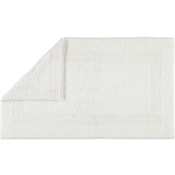 Cawö Home - Badteppich 1000 - Farbe: weiss - 600 60x100 cm