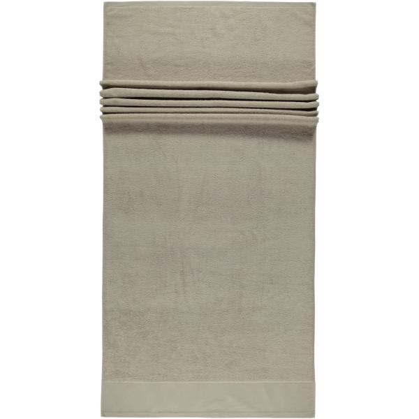 Rhomtuft - Handtücher Comtesse - Farbe: stone - 320 Saunatuch 80x200 cm