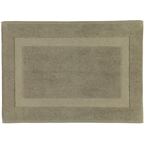 Rhomtuft - Badteppiche Comtesse - Farbe: taupe - 58 60x100 cm