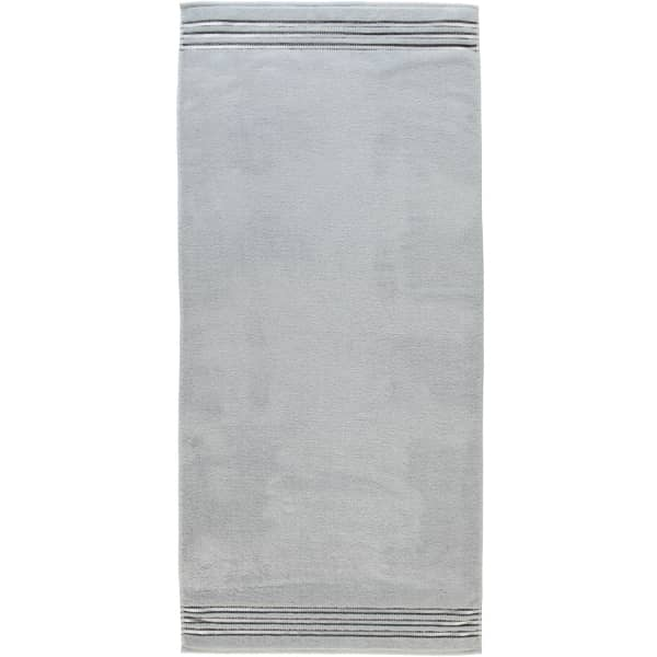 Vossen Cult de Luxe - Farbe: 721 - light grey Duschtuch 67x140 cm