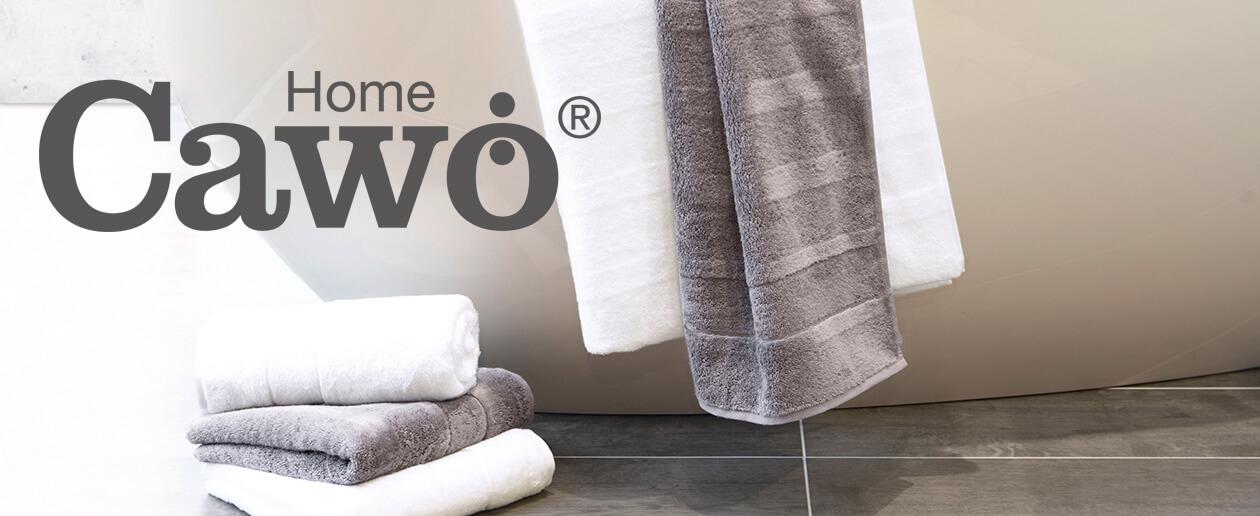 Cawö Home - Badteppich Luxus 1002 - Farbe: 775 - silber 70x120 cm Herstellerbild