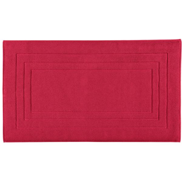 Vossen Badematte Calypso Feeling - Farbe: rubin - 390 67x120 cm
