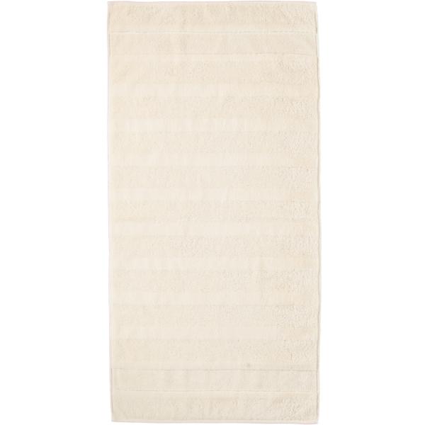 Cawö - Noblesse2 1002 - Farbe: 356 - natur Handtuch 50x100 cm
