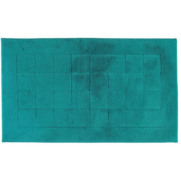 Vossen Badteppich Exclusive - Farbe: 589 - lagoon 67x120 cm