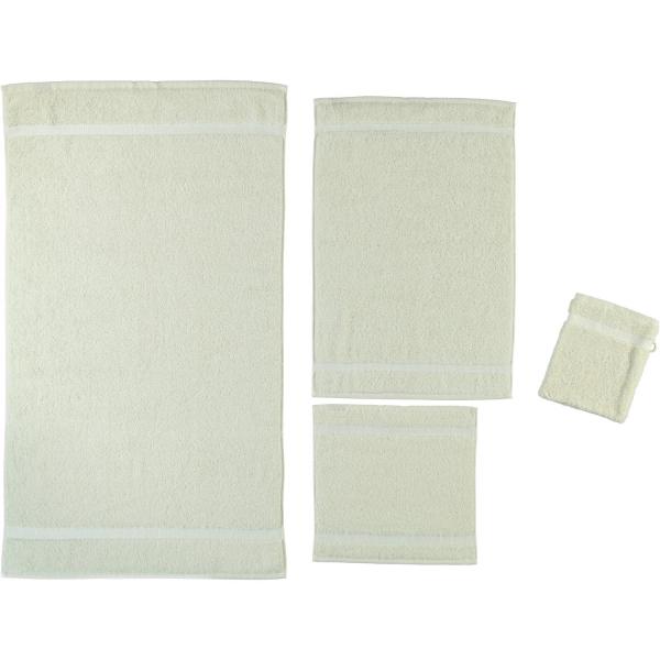 Rhomtuft - Handtücher Princess - Farbe: natur-jasmin - 20