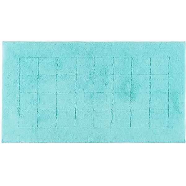 Vossen Badteppich Exclusive - Farbe: 534 - light azure 67x120 cm