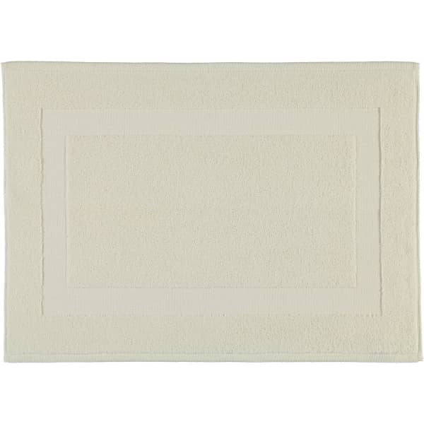 Rhomtuft - Badteppiche Comtesse - Farbe: natur-jasmin - 20 60x100 cm