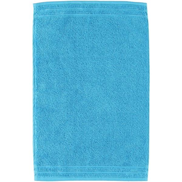 Vossen Calypso Feeling - Farbe: turquoise - 557 Gästetuch 30x50 cm