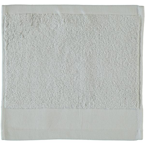 Rhomtuft - Handtücher Comtesse - Farbe: perlgrau - 11 Seiflappen 30x30 cm
