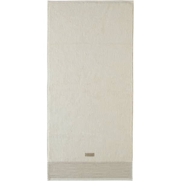 Möve - Wellness - Chenillebiesen - Farbe: natur - 071 (0-5537/8711) Handtuch 50x100 cm