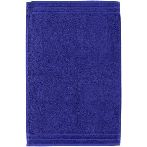 Vossen Calypso Feeling - Farbe: 479 - reflex blue Gästetuch 30x50 cm