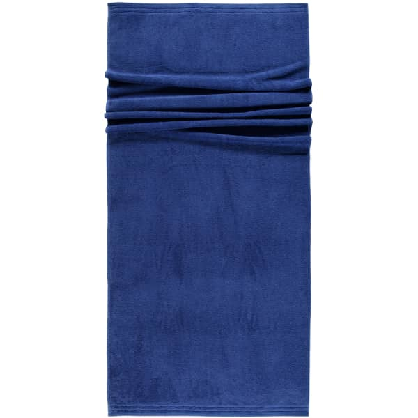 Vossen Calypso Feeling - Farbe: 479 - reflex blue Saunatuch 80x200 cm