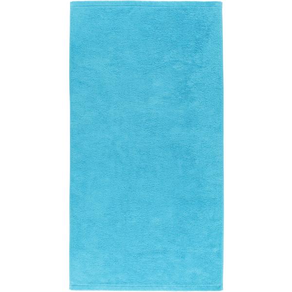 Cawö - Life Style Uni 7007 - Farbe: malibu - 177 Duschtuch 70x140 cm