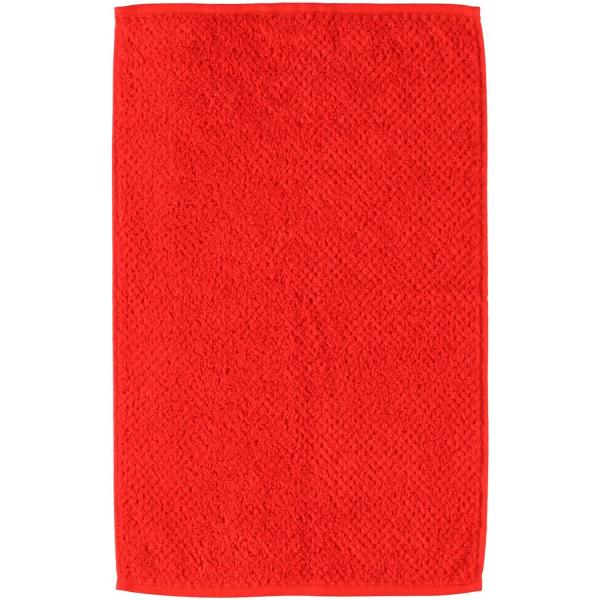 S.Oliver Uni 3500 - Farbe: rot - 248 Gästetuch 30x50 cm