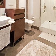 Badteppich und Badematte - was ist der Unterschied?