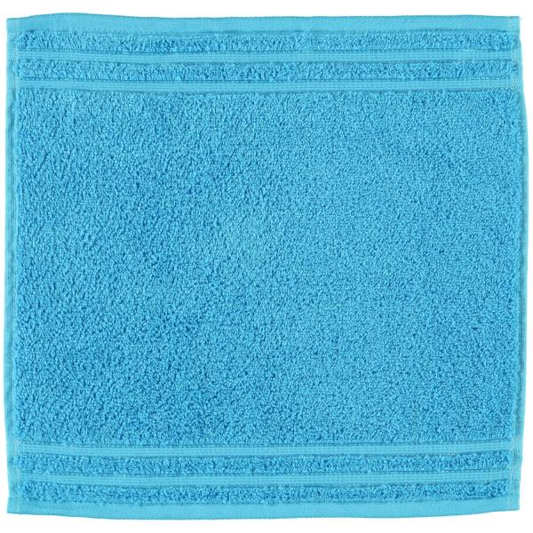 Vossen Calypso Feeling - Farbe: turquoise - 557 Seiflappen 30x30 cm