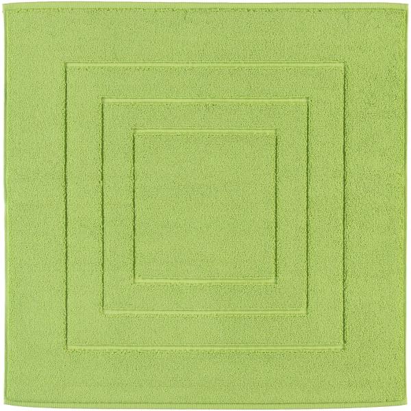 Vossen Badematte Calypso Feeling - Farbe: meadowgreen - 530 60x60 cm