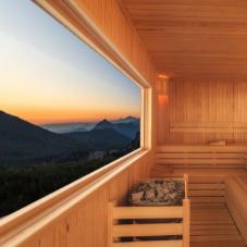 Sauna zu jeder Jahreszeit