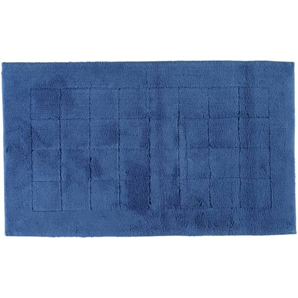 Vossen Badteppich Exclusive - Farbe: 469 - deep blue