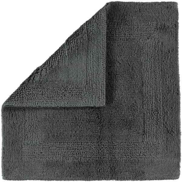 Cawö Home - Badteppich 1000 - Farbe: anthrazit - 774 60x60 cm